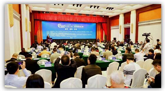 綠盾征信肇慶服務機構參加2019廣東信用論壇