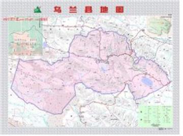 乌兰县 海西蒙古族藏族自治州 青海省 城市概况