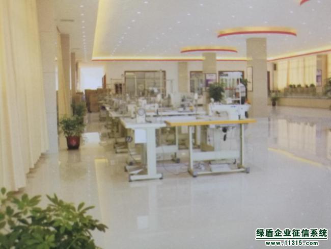 赣州成达缝纫设备有限公司展厅