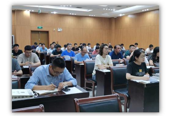 威尼斯网站网址泰州服务机构参加泰兴市企业信用修复培训会