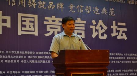 2017中国竞信论坛 王端军董事长致辞